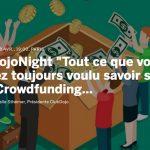 [ÉVÉNEMENT] ClubDojo et Sowefund vous donnent rendez-vous pour la #DojoNight