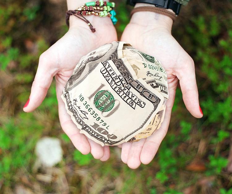 Don argent