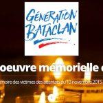 [ATTENTATS]Un mémorial pour les victimes des attentats du 13 novembre