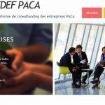 [LANCEMENT] Le MEDEF PACA lance la première plateforme de crowdfunding régionale dédiée aux entreprises