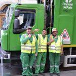 [INSOLITE] Trois agents de la propreté de la ville de Paris chante «Oh mon balai» et font le buzz