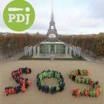 PDJ 15 avril : Le Mur pour la Paix, sauvegardez un monument érigé pour la paix face à la Tour Eiffel