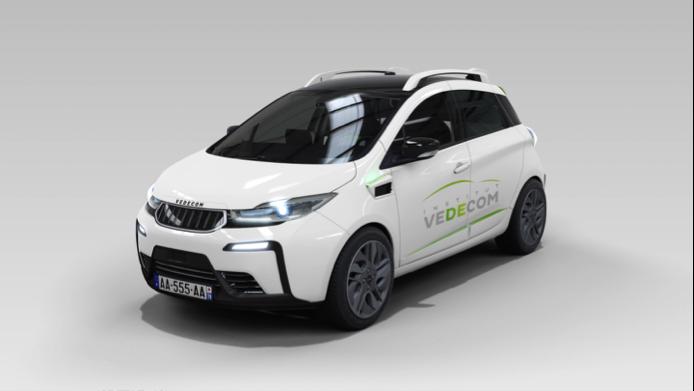 Futur en Seine VEDECOM véhicule autonome