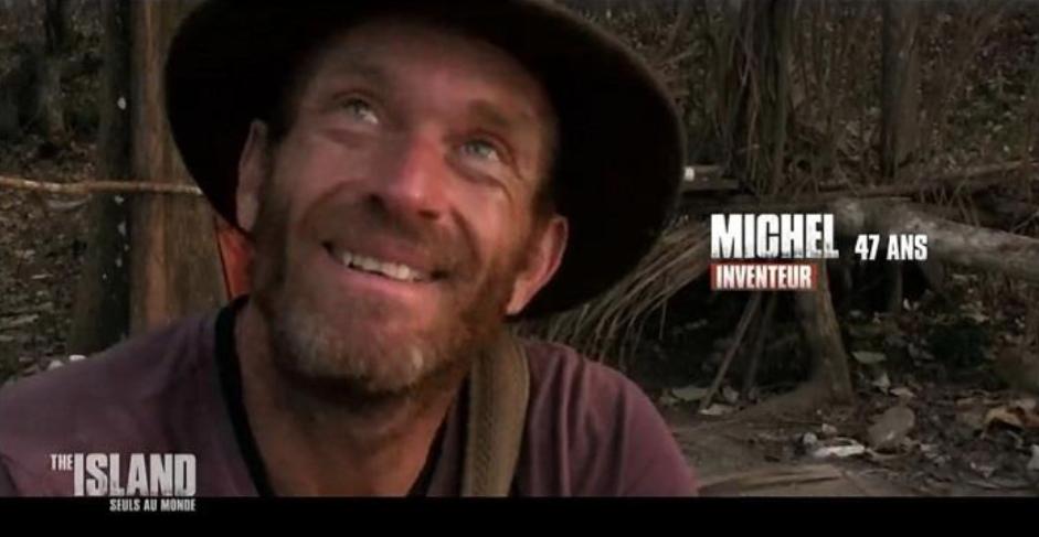 Michel Vernet the island
