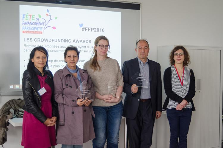 Fête financement participatif Nord de France