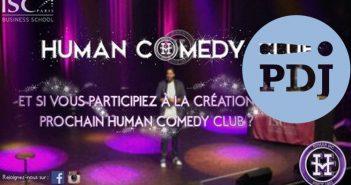 Human Comedy Club pdj