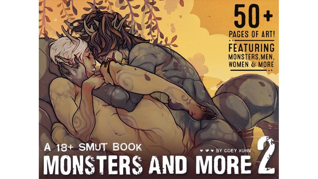 Monsters & More 2