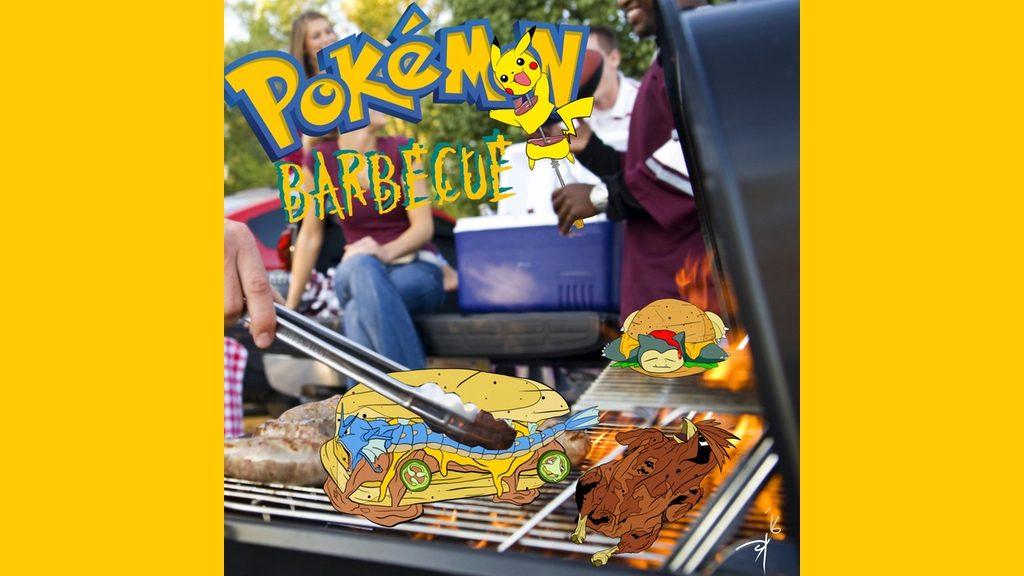 Pokemon barbecue