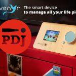 PDJ 11 mai : Souvenyr, l'objet intelligent qui sélectionne les meilleures photos pour vous