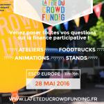 [ÉVÉNEMENT] Préparez votre journée avant la Fête du crowdfunding de demain !