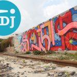 PDJ 6 mai : Alëxone Dizac et Smole, une fresque graffiti gigantesque à la gare de Montpellier