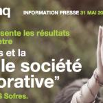 [ENQUÊTE] Monabanq présente son baromètre «Les Français et la nouvelle société collaborative» réalisé avec TNS Sofres