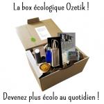 [ÉCOLOGIE] Révélez l'écolo qui sommeille en vous grâce à la box écologique Ozetik !