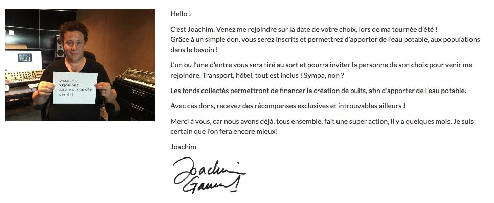 Joachim Garraud Famousrity