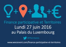 [ÉVÉNEMENT] Le Séminaire nationale Finance Participative et Territoires par Financement Participatif France