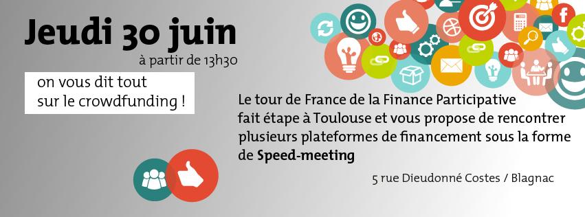 Tour de France de la finance participative