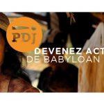 PDJ 29 juillet : Babyloan, soutenez le microcrédit en France !