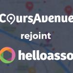 [ASSOCIATION] CoursAvenue rejoint HelloAsso