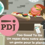 PDJ 28 juillet : Too Good To Go, l'application contre le gaspillage alimentaire
