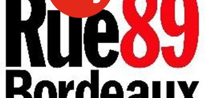 PDJ 4 juillet : Rue89 Bordeaux au bord du gouffre
