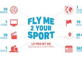 Fly me 2 your sport : un tour de monde des sports les plus insolites
