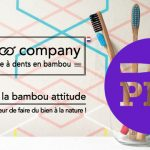 PDJ 20 septembre : My Boo Company, la brosse à dents en bambou, recyclable et compostable