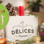 PDJ 18 octobre : Les délices Français – La box gastronomique pour les expatriés