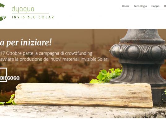 Une compagnie italienne souhaite relooker les panneaux solaires