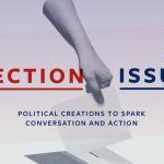 Kickstarter election issues : une branche pour les créations politiques