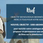 PDJ 3 Novembre : Bref, une plateforme pour découvrir le meilleur du court métrage