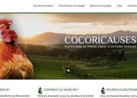 Cocoricauses, la plateforme de crowdfunding d'intérêt général au service de la ruralité
