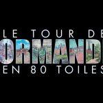 PDJ 17 mars : Allan Stephens – Le Tour de Normandie en 80 Toiles