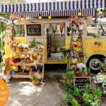 PDJ 30 mai : Isabelle – Fleuriste ambulante dans le Morbihan