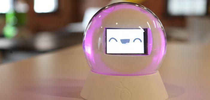[SUIVI]  LEKA, le jeu éducatif robotisé pour les enfants exceptionnels