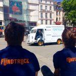 1ère étape du FundTruck 2017 by Sowefund à Nantes
