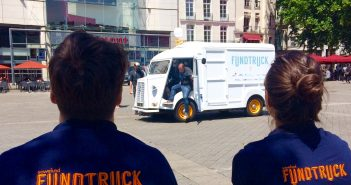 Le Fundtruck 2017 by Sowefund - GM Crowdfunding