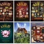 PDJ 16 juin : Axolot – Étranges escales