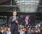 Emmanuel Macron favorise le développement des startups en France