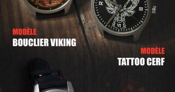 PDJ 24 juillet : Cursed – Les montres inspirées du métal et du tatouage